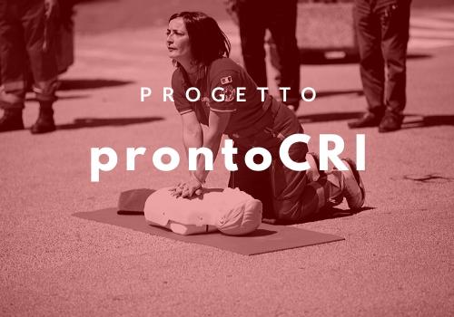 Progetto ProntoCRI
