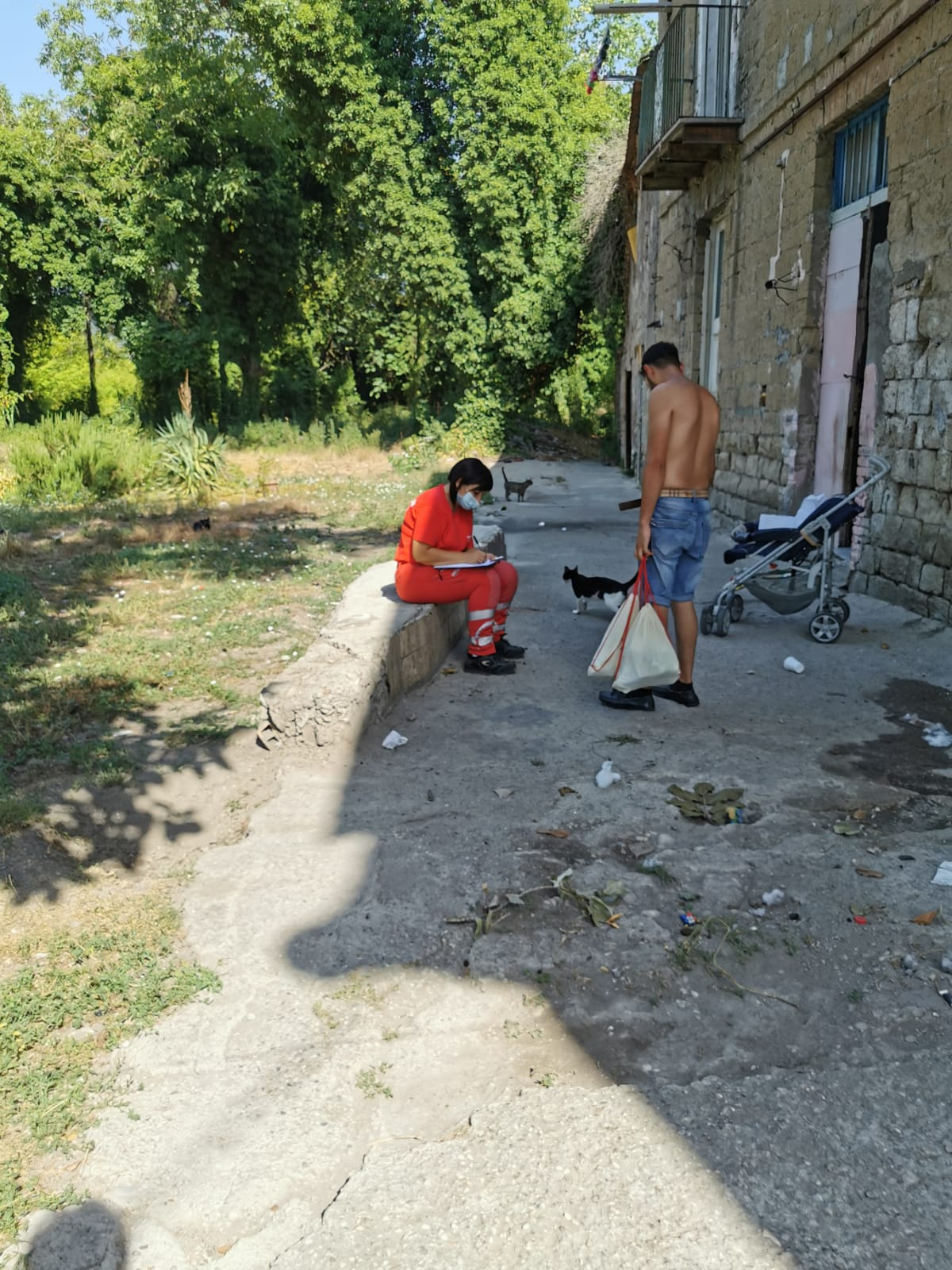 Progetto housing first